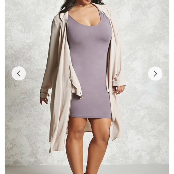 Forever 21 Dresses Plus Size Body Con Dress Poshmark
